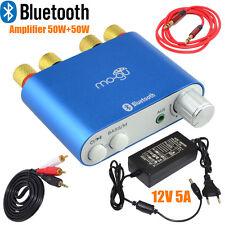 HiFi 100W TPA3116 Mini Bluetooth 4.0 Digital Amplifier Amp Home Audio Receiver