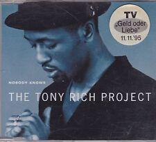 The Tony Rich Project-Nobody Knows cd maxi single