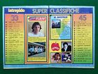 PX111 Clipping Ritaglio (1980) 24x18 cm - SUPER CLASSIFICHE MUSICA 33 45 giri