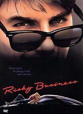 Re570 Risky Business  DVD Tom Cruise, Rebecca De Mornay, Joe Pantoliano, Richard