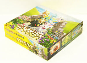 Pokemon Card Game Japanese S6a Sword & Shield Eevee Heroes Booster BOX