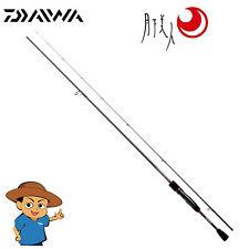 "Daiwa GEKKABIJIN 79UL-T Ultra Light 7'9"" casting spinning fishing rod pole Japan"