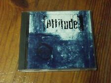 9µ?  CD Attitude Various Artist Madball Above All Run Thal Obituary Nailbomb