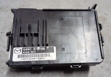 ECU MAZDA 3 6 CX3 BODY CONTROL MODULE G46C675Y0B
