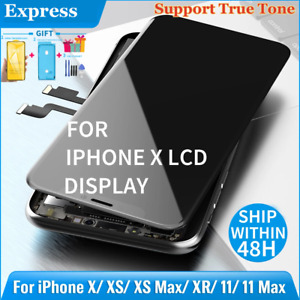 LCD Display For iPhone X Xs Max XR 11 PRO Screen Digitizer Assembly Replacement