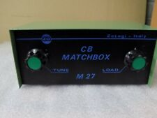 CB MATCHBOX M-27 MATCHER D'ANTENNE CB ZETAGI