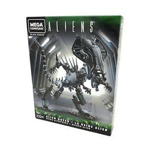 Mega Construx - Black Series - Aliens - Alien Queen - 232 Piece - NEW