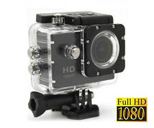 "1080P Full HD DV Sports Action Camera. Sumergible 30 mts. Pantalla 2"". NUEVA !!"