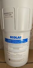 Ecolab 9320-2256 OEM High Capacity Water Filter ECO-TO10S NEW