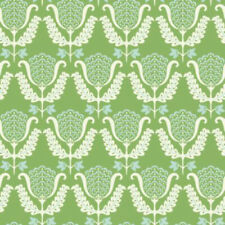 One Wish Green Victorian Style Wallpaper York Wallcoverings GP5918