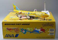 """ANA B747-400D """" PIKACHU JUMPO """"JC Wings 1:200 Diecast   XX2154    LAST ONE!!!!!"""