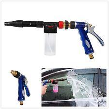 1 Set Adjustable Car Clean Pressure Wash Gun Support Spray Foam or Spray Water