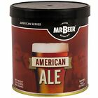 Mr. Beer American Ale 2 Gallon Yeast Homebrewing Craft Beer Refill Kit Natural