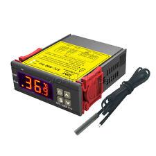 Digital 110v 220v Stc 1000 Pro Temperature Controller Thermostat Ntc 10k Sensor
