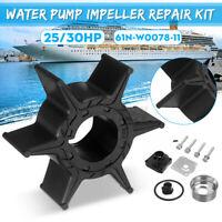 Wasserpumpen Laufrad Set für Yamaha Outboard 25/30HP 61N-W0078-11 Reparaturset