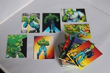 The Savage Dragon Comic Images - 1992 SET OF TRADING CARDS