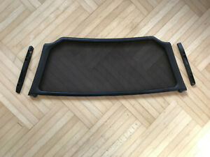 OEM Convertible BMW E85 Z4 series Wind deflector set  - as NEW!!