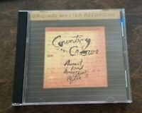 COUNTING CROWS August and Everything After - GOLD-CD MFSL - UDCD 664