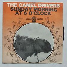 THE CAMEL DRIVERS Sunday morning at 6 o clock 610016