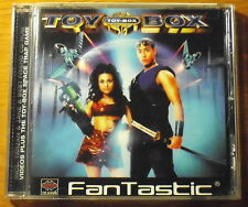"Toy-Box ""Fantastic"" CD"" NEW SEALED OOP 1999 Gift Ready"