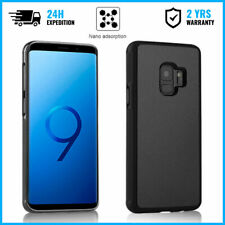 Samsung Galaxy S9 Plus Anti Gravity Absorption Cover Cas Coque Hoesje Case Black