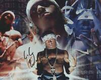 Hot Boy Lil Wayne Weezy signed rap 8x10 photo W/Certificate Autographed (A0877)