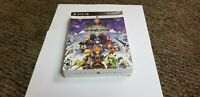 Kingdom Hearts HD 2.5 ReMIX Limited Edition (PlayStation 3, 2014) PS3 New