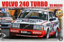 1986 Volvo 240 Turbo Macau GP Guia Race Winner Model Kit BEEMAX 24012