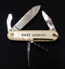Couteau SUZE Apéritif - Couteau multi-fonctions (5 fonctions)