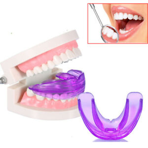 UK Dental Mouth Guards for Grinding Teeth,Bruxism Night Guard,TMJ,Anti Snore Aid