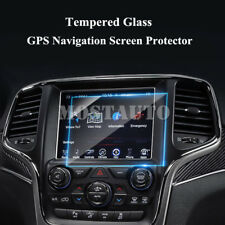 Tempered Glass GPS Navigation Screen Protector For Jeep Grand Cherokee 2014-2018