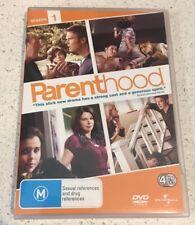 Parenthood : Season 1 (DVD, 2010, 4-Disc Set) VGC - Region 4