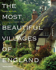 The Most Beautiful Villages of England, James Bentley, Hugh Palmer, New Book