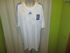Griechenland Nr.790 Adidas Auswärts Europameisterschaft Trikot 2008 Gr.XXL Neu