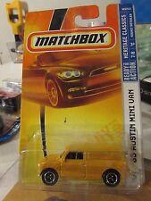 Matchbox '65 Austin Mini Van Heritage Classics