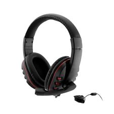 Gaming Headset Headphone With Mic For Xbox 360 Wireless Game Controller SI