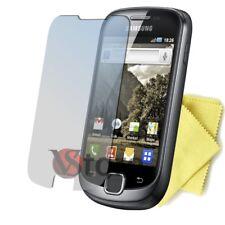 5 Para Películas Samsung GT S5670 GALAXY AJUSTE Film Protector De Pantalla