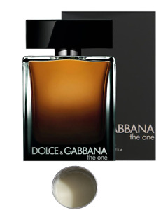 Solid Cologne highly-concentrated fragrance long lasting dolce Gabbana The One