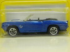 Matchbox '69 CHEV CAMARO SS 396  # 40 1997  Blue SUPER FAST Series MOMC V. NICE*