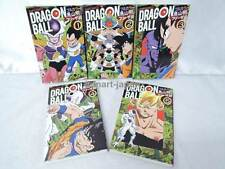 Dragon Ball Full Color Freeza Arc vol.1-5 Comic Set Akira Toriyama Japanese C413