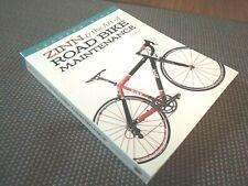 Zinn & the Art of Road Bike Maintenance by Lennard Zinn Free Shipping