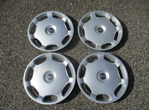 Genuine 1998 to 2007 Volvo S60 S70 S80 15 inch hubcaps wheel covers