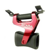 SCADA CCG01 Chain Guide Tensioner MTB Retention System Bike - RED / C.Guide