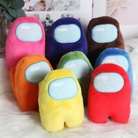 12 Color Among Us Plush Soft Stuffed Toy Doll Game Figure Plushies Kids Gift US