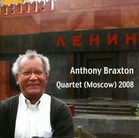 Anthony Braxton - Quartet [Moscow] 2008 [New CD]