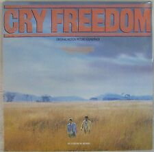 Cry Freedom 33 tours George Fento Jonas Gwangwa 1987
