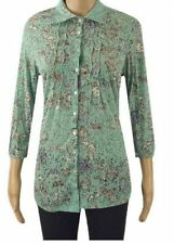 Women's Cotton Animal Print Fitted Tops & Shirts