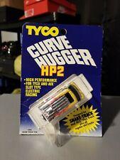 Tyco Curve Hugger HP2 Van chr/ w/yel and red flames nos rare htf moc original.