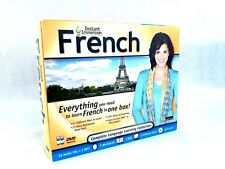 Instant Immersion French Language Learning Collection 25 Piece Mega Pack