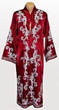Gorgeous Uzbek Silk Embroidered Robe Chapan Bukhara A5001